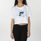 Nike Women's Air Max Logo Crop T-Shirt