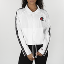 Champion Life Women's Zipper Tape Cropped Coaches Jacket