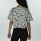Champion Life Women's  All-Over Print Crop T-Shirt
