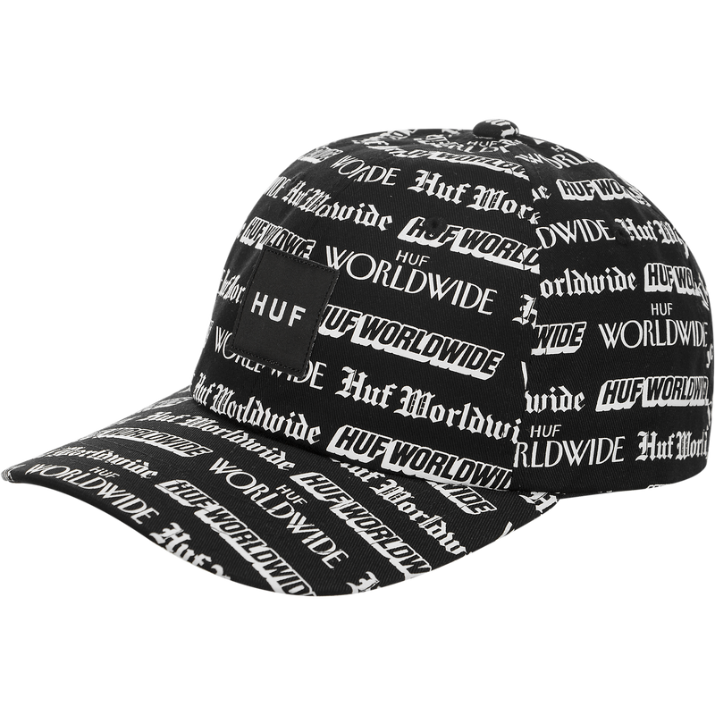 HUF Fake News CV Strapback