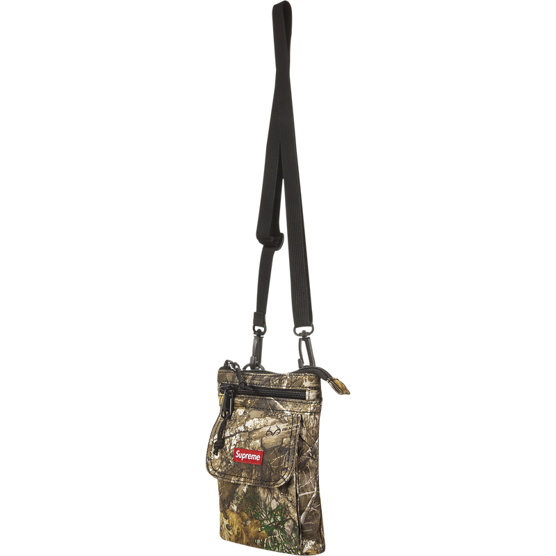 Supreme (Realtree) Shoulder Bag