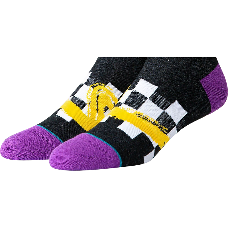 Stance Lakers Wave Racer Socks