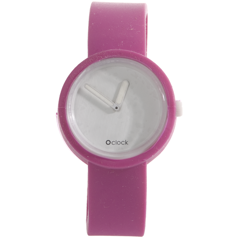 O clock Watch (Violet)