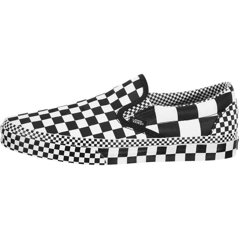 Vans Classic Slip-On (All Over Checkerboard)