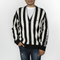 Supreme x Lacoste Striped Cardigan