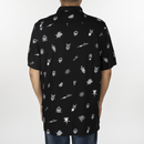 Vans Reign the Lightning Camp Button Up