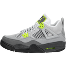 Air Jordan IV (4) Retro SE (Neon) (Kids)