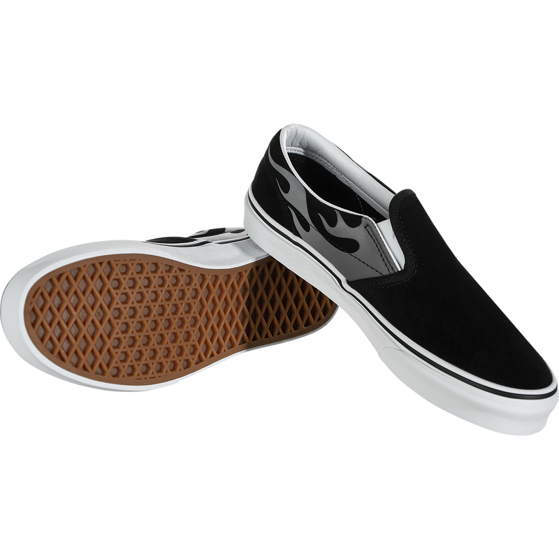 Vans Classic Slip-On (Suede Flame)