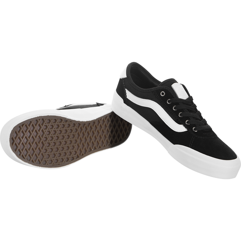 Vans Chima Pro 2 (Suede/Canvas) (Preschool)