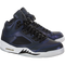 Air Jordan V (5) Women's Retro (Iridescent Oil Grey)