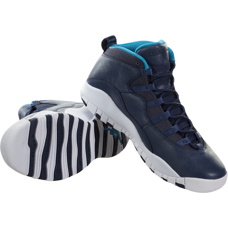 Air Jordan X (10) Retro (City Pack: LA) (Kids)