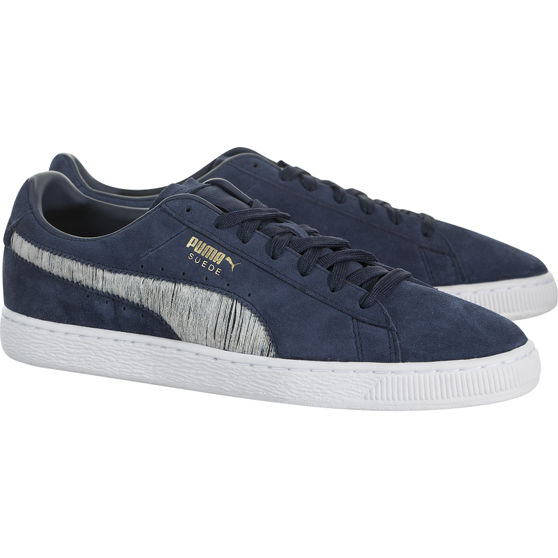 Puma Suede Ripped Denim