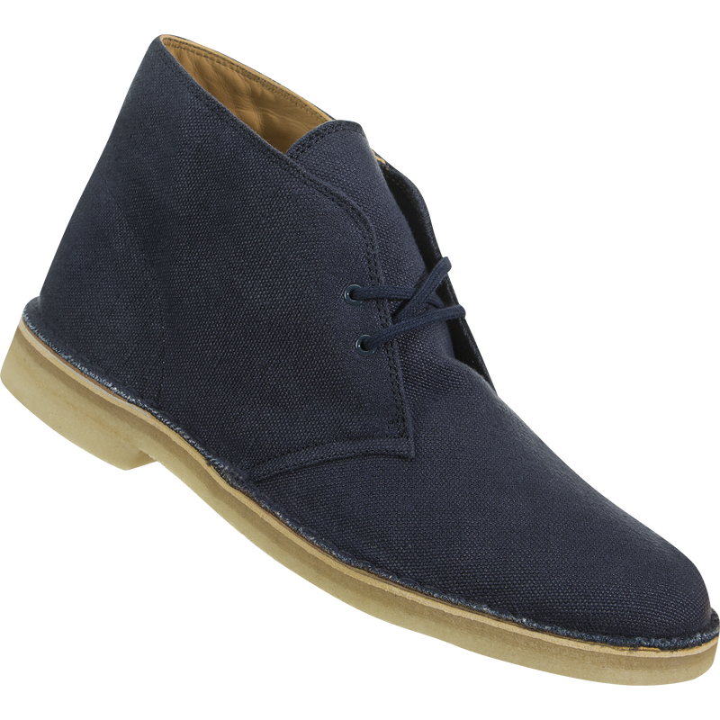 Clarks Desert Boot (Canvas)