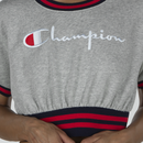 Champion Women's Vintage Dye Cropped Sweatshirt