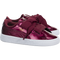 Puma Basket Heart Glam (Toddler)