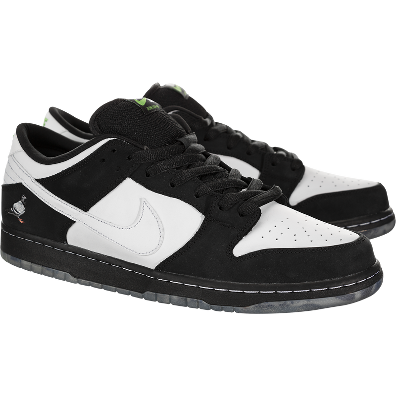 Nike SB x Staple Dunk Low (Panda Pigeon)