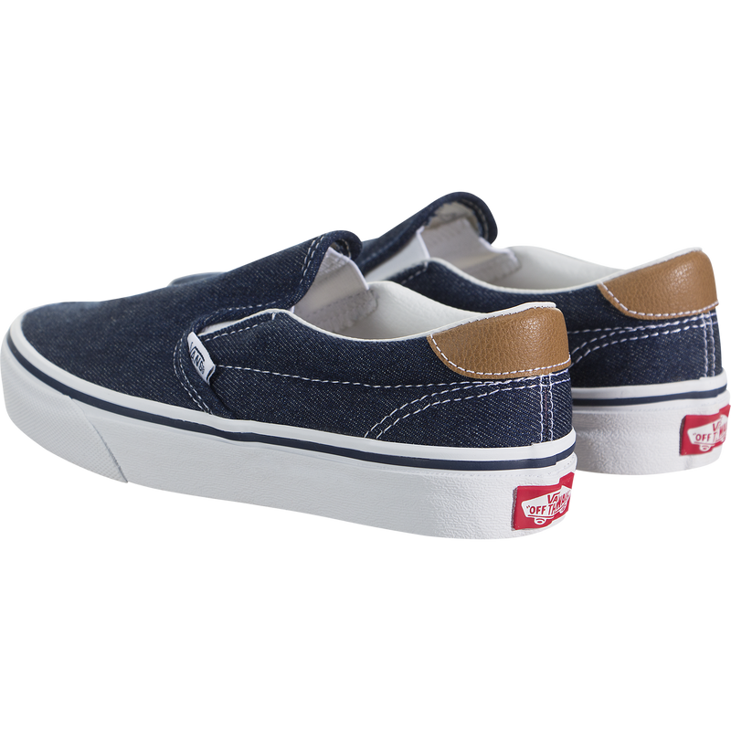 Vans Slip-On 59 (Denim C&L) (Preschool)