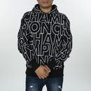 Champion Life RW All Over Logo Hoodie