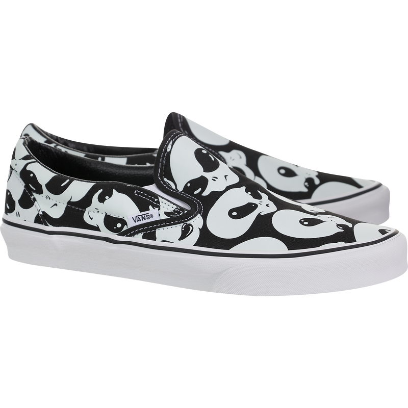 Vans Classic Slip-On (Alien Ghosts)
