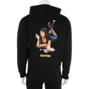 HUF x Pulp Fiction Mia Triple Triangle Pullover Hoodie