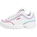 FILA Disruptor II Contrast Piping (Kids)