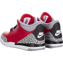 Air Jordan III (3) Retro SE (Fire Red) (Preschool)
