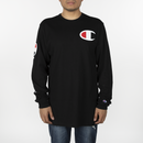 Champion Life Big C Logo LS T-Shirt