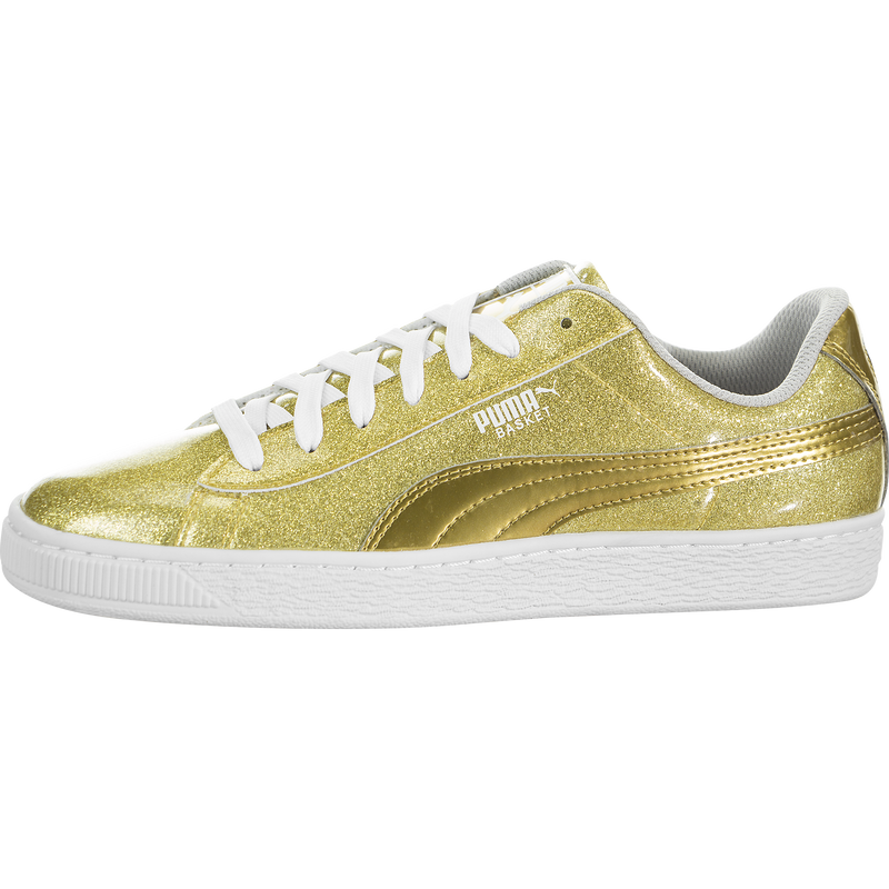 Puma Basket Metallic (Kids)