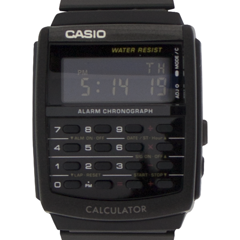Casio CA506 Data Bank (Vintage Collection)