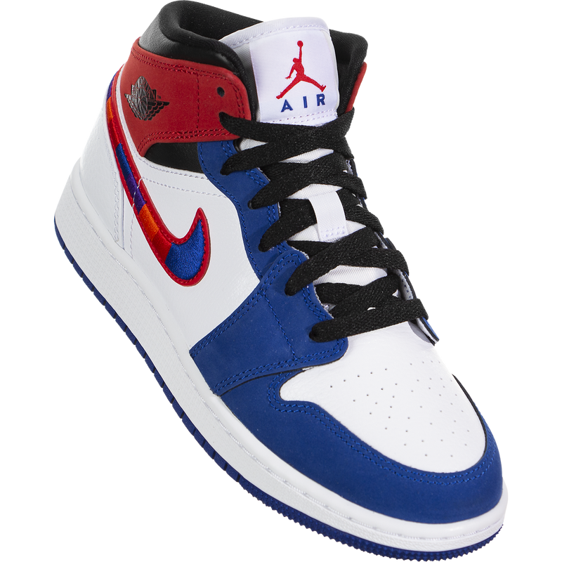 Air Jordan 1 Mid SE (Kids)