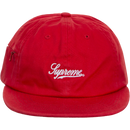 Supreme Pocket Script Logo 6-Panel Strapback
