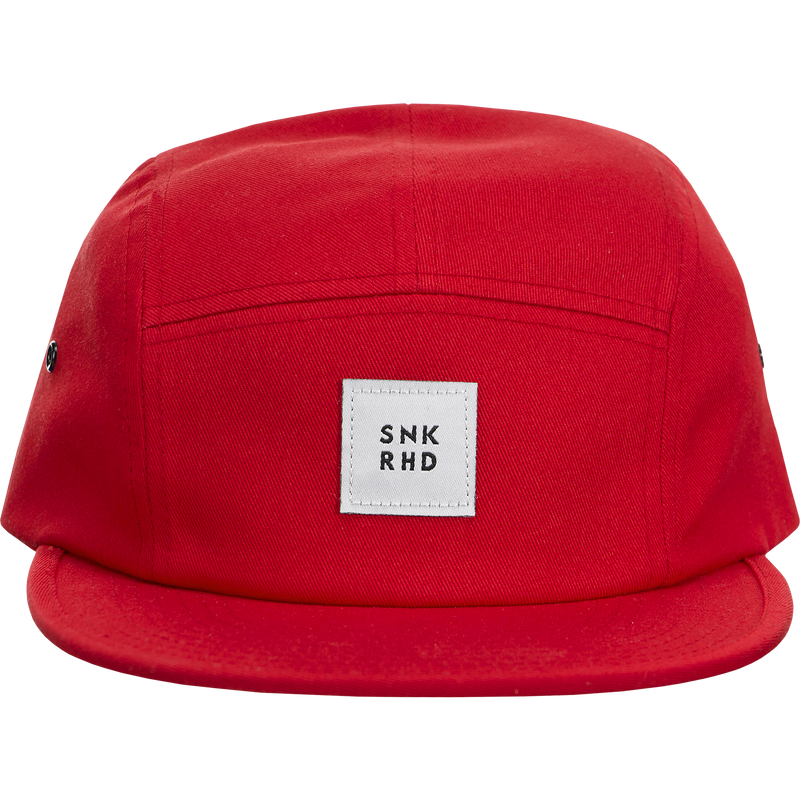 SNEAKERHEAD Stacked Camp Hat