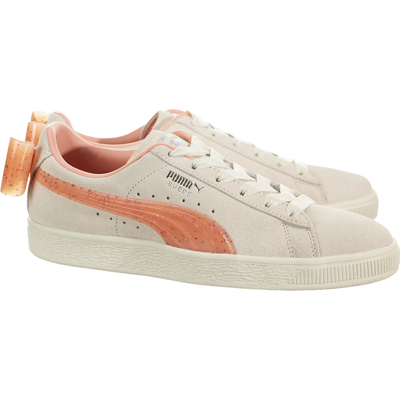 Puma Suede Bow Jelly (Kids)
