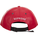 Supreme x The North Face Leather 6-Panel Hat