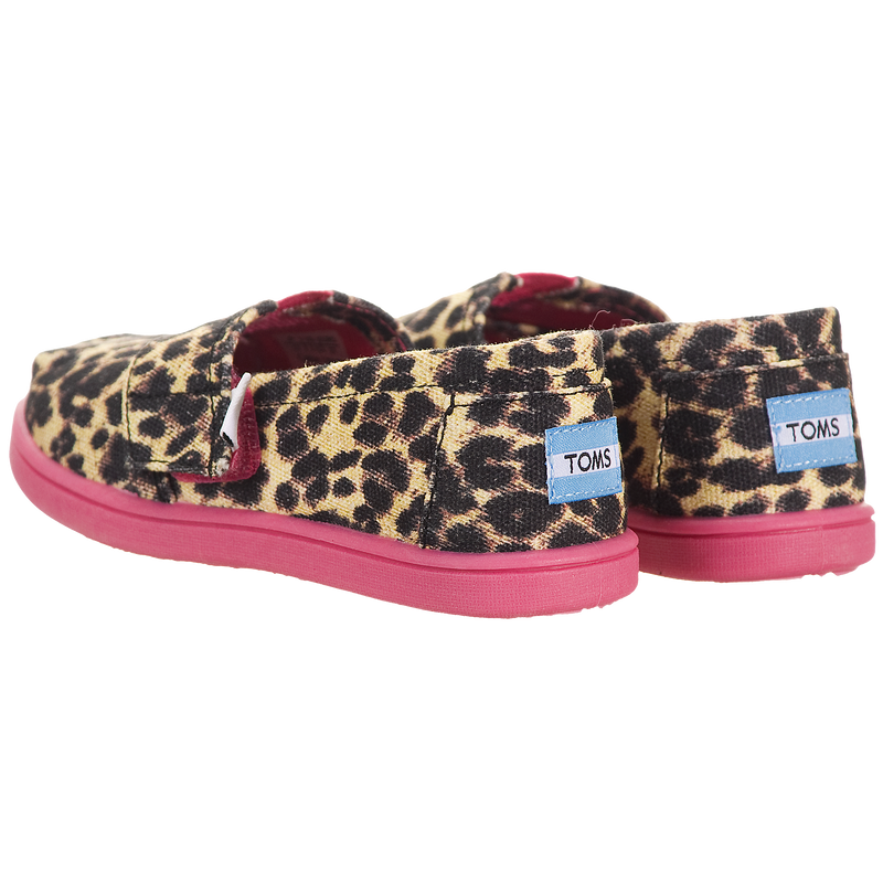 Toms Classics Canvas (Toddler)