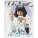 HUF x Pulp Fiction Mia Airbrush T-Shirt
