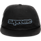 Supreme Connect Logo 6-Panel Strapback