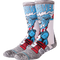 Stance Captain America Comic Socks