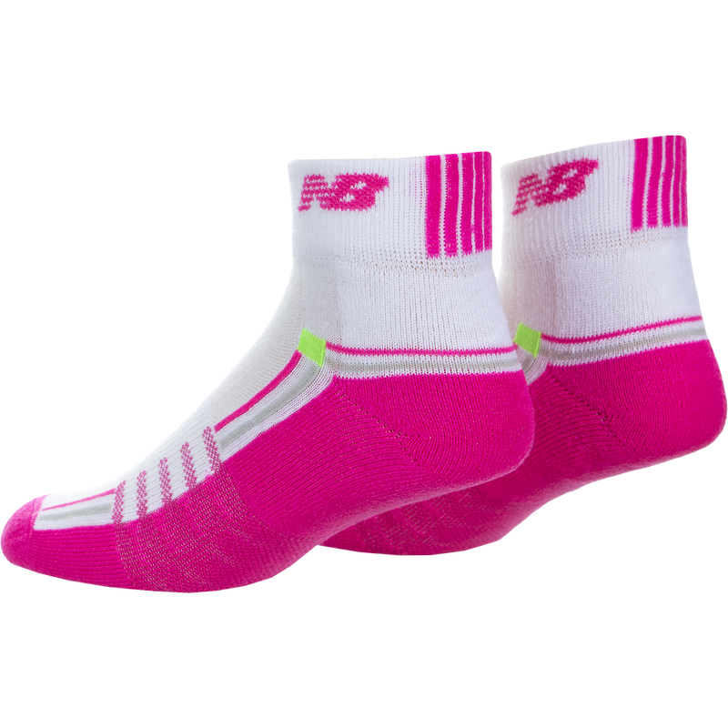 New Balance Women's Quarter Socks