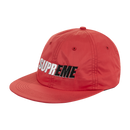 Supreme 2-Tone Nylon 6-Panel Strapback