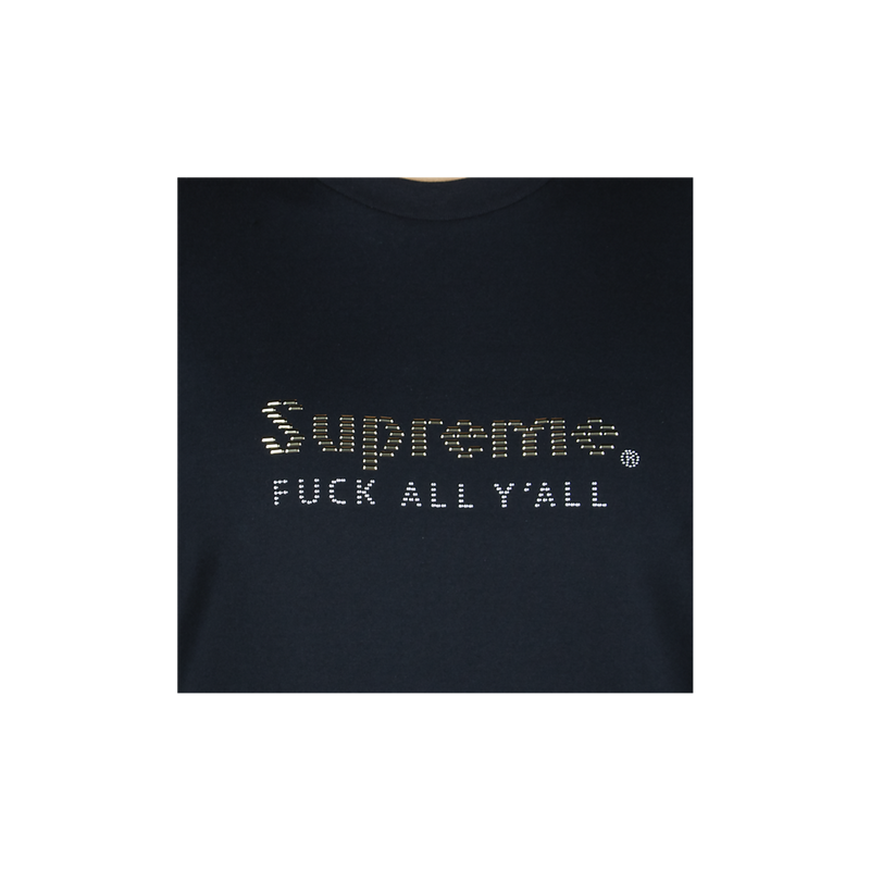 Supreme Gold Bars T-Shirt
