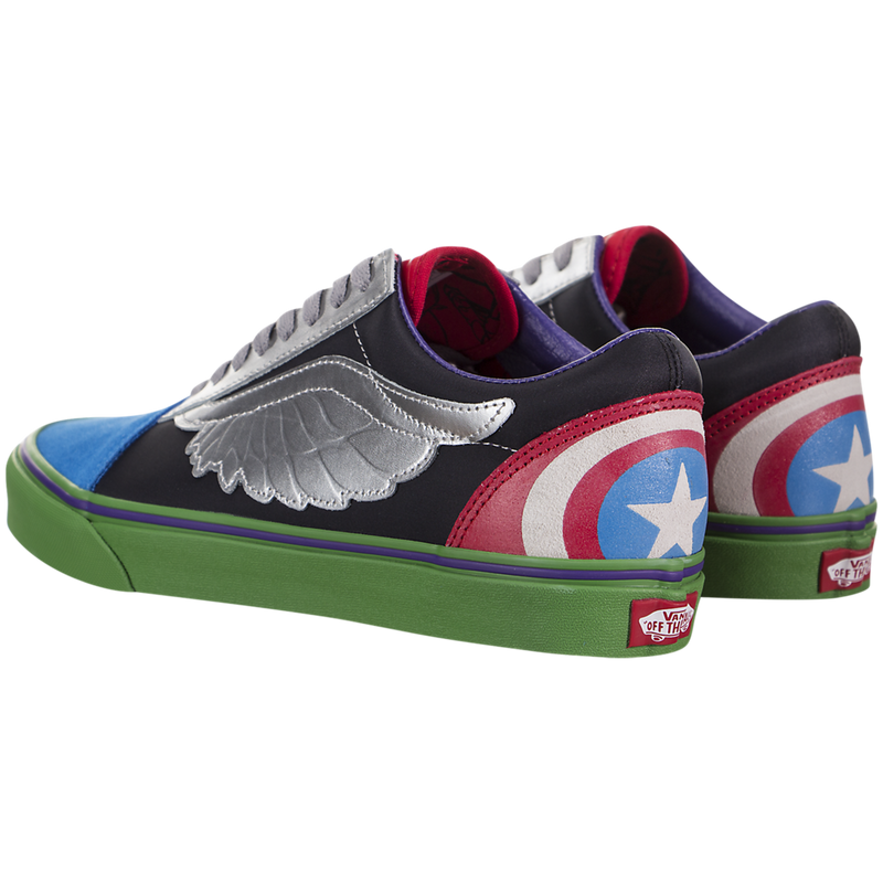 Vans Old Skool (Avengers)