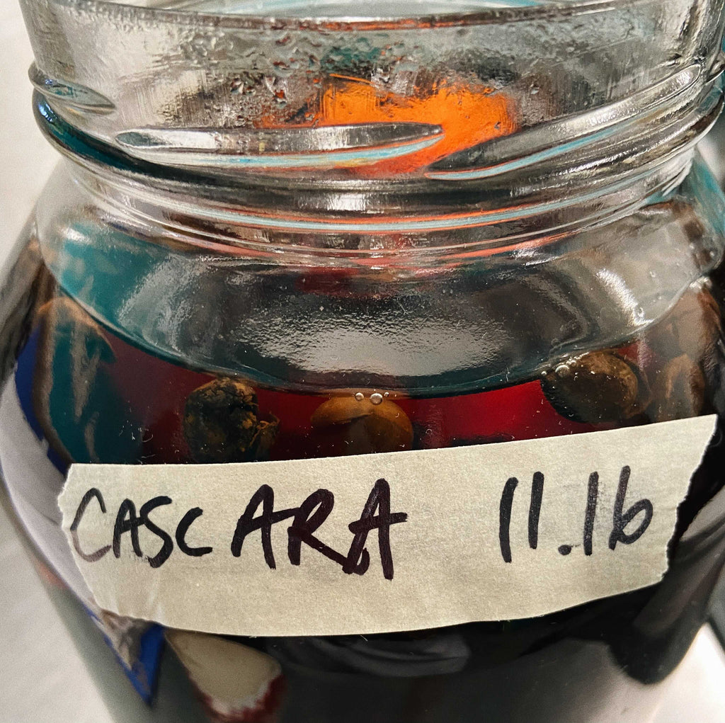 Cascara - The Coffee Cherry Tea