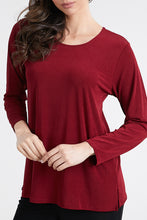 Load image into Gallery viewer, Jostar Women's Stretch Classic Long Sleeve Top, 100BN-L - Jostar Online