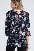 Load image into Gallery viewer, Jostar Women's Stretchy Merrow Top Three Quarter Print, 158BN-QP-W211 - Jostar Online