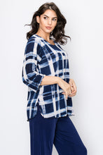 Load image into Gallery viewer, Jostar Women's Stretchy Merrow Top Three Quarter Print, 158BN-QP-W216 - Jostar Online