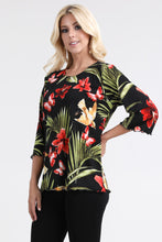 Load image into Gallery viewer, Jostar Women's HIT Merrow Top Three Quarter Print, 158HT-QP-W023 - Jostar Online