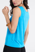 Load image into Gallery viewer, Jostar Women's Stretch Basic Tank Top Sleeveless Plus Size -211BN-TX - Jostar Online