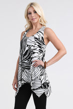 Load image into Gallery viewer, Jostar Women's HIT Side Drop Tank Tunic Print-230HT-TRP1-W218 - Jostar Online