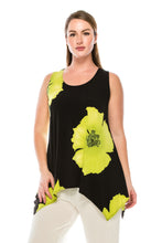 Load image into Gallery viewer, Jostar Women's HIT Side Drop Tank Tunic Plus Print, 230HT-TXP-W113 - Jostar Online